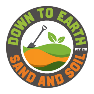 DOWN TO EARTH SAND AND SOIL